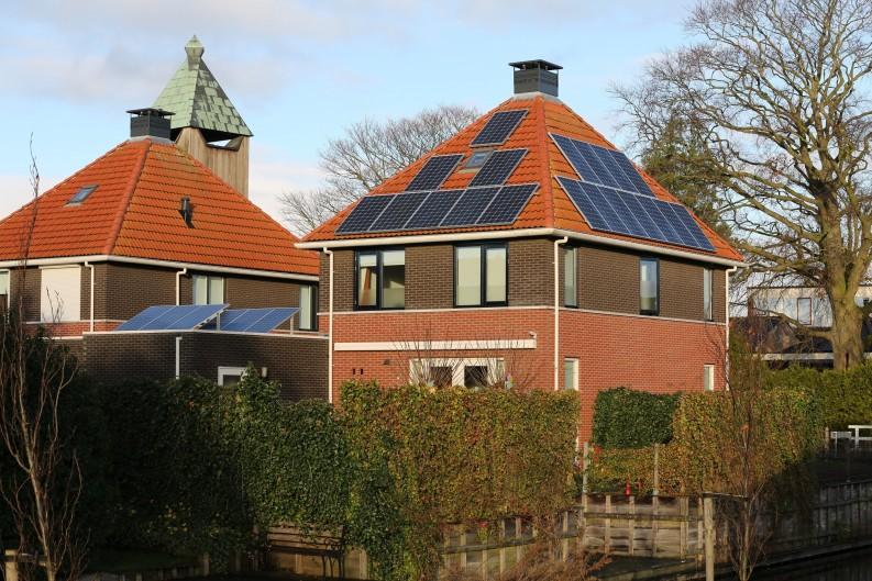 lelijke zonnepanelen